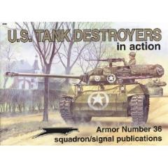 U.S. Tank Destroyers in Action