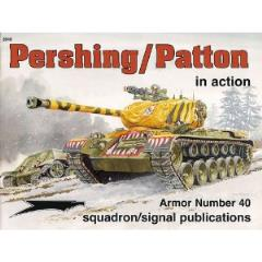Pershing/Patton in Action