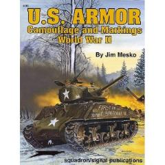 U.S. Armor - Camouflage & Markings World War II