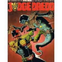 Chronicles of Judge Dredd, The - Judge Dredd