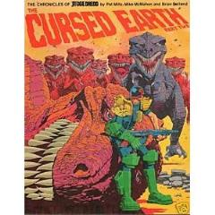 Chronicles of Judge Dredd, The - The Cursed Earth #2