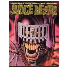 Chronicles of Judge Dredd, The - Judge Death