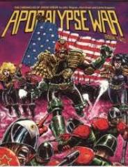 Chronicles of Judge Dredd, The - Apocalypse War Book Two
