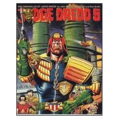 Chronicles of Judge Dredd, The - Judge Dredd 5