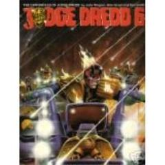 Chronicles of Judge Dredd, The - Judge Dredd 6