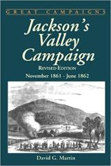 Jackson's Valley Campaign - November 1861-June 1862