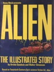 Heavy Metal Presents - Alien, The Illustrated Story