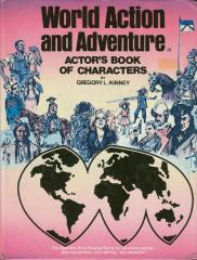 Actor's Book of Characters