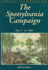 Spotsylvania Campaign, The - May 7-21, 1864