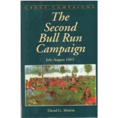 Second Bull Run Campaign, The - July-August 1862