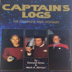 Captain's Log - The Complete Trek Voyages