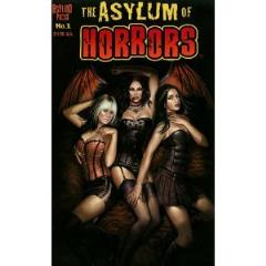 Asylum of Horrors, The #1