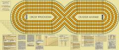 "Circus Maximus - 1/2"" Alternate Map, Re-Engineered"
