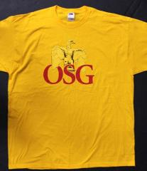 Operational Studies Group T-Shirt - 2XL (Yellow)