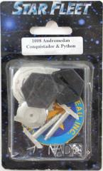 Andromedan Conquistador & Python