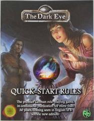 Dark Eye, The - Quick Start Rules (Free RPG Day 2016)