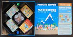 Machi Koro w/Harbor and Millionaire's Row Expansion!