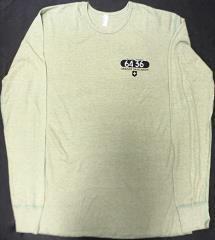 Arkham Sanitarium Patient Long Sleeved Shirt (XXL)