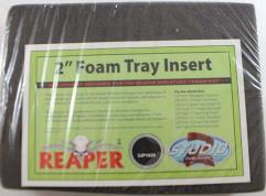"""2"""" Foam Tray"""