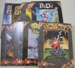 Ars Magica 3rd Edition Starter Collection - 8 Books!