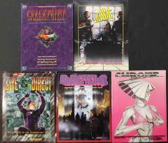 Cyberpunk Supplement Collection - 5 Books!