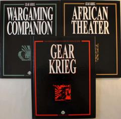 Gear Krieg Tactical Starter Collection - 3 Books!