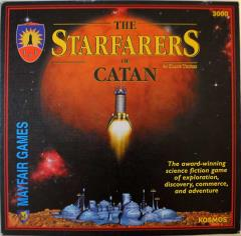 Starfarers of Catan, The (1st Edition)