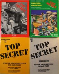 Top Secret Starter 2-Pack