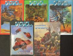 Void 1.1 Rule and Force Book Collection - 5 Books!