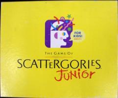 Scattergories Junior