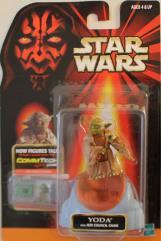 Episode 1 - Yoda w/Council Chair