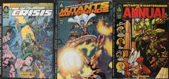 Mutants & Masterminds Starter Collection - 3 Books!