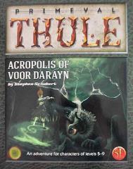 Acropolis of Voor Darayn (Free RPG Day 2016)