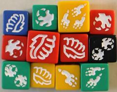 Dragonkin Collection - 12 Dice!