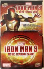 Iron Man 3 Movie Trading Cards Booster Box