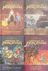 Legends of Percevan Complete Collection - 4 Books!
