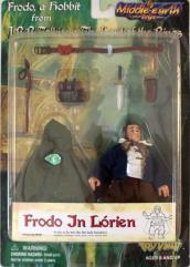 Frodo in Lorien