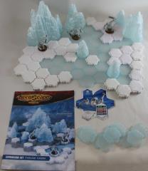 Thaelenk Tundra Expansion Set - Complete Set!