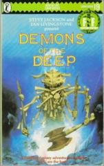Demons of the Deep (1986 Printing)