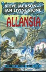Advanced Fighting Fantasy #3 - Allansia