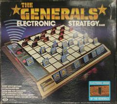 Generals, The - Electronic Strategy Game