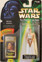 Power of the Force Flashback - Princess Leia in Ceremonial Dress w/Medal of Honor