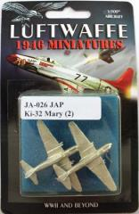 "Kawasaki Ki-32 ""Mary"""