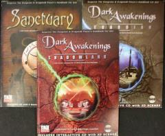 Dark Awakenings Collection - 3 Books!