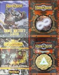 RuneQuest Starter Collection - 4 Books!