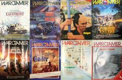 Wargamer Magazine Volume 2 Collection #2 - 8 Issues!