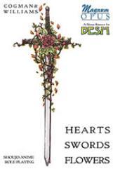 Hearts Swords Flowers