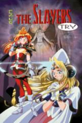 Slayers Try, The #3