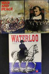Avalon Hill Napoleonic Wars Collection - 3 Games!