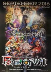 Poster - The End of Fate